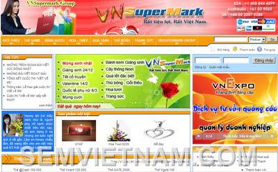 vnsupermark 10 website uy tín cho mua sắm trực tuyến