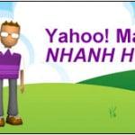 """Yahoo!: """"Yahoo! Mail dẫn đầu về tốc độ"""""""