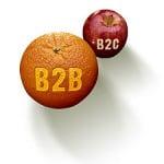Sự khác biệt giữa marketing B2C và B2B