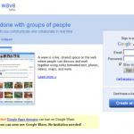 Google Wave chính thức mở cửa