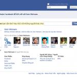 Bạn có Facebook không?
