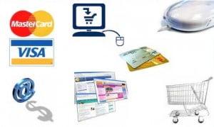 e commerce 300x179 Những thuật ngữ chuyên ngành của thương mại điện tử và thanh toán trực tuyến