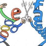 Google ra sức giành giật nhân tài với Facebook