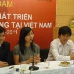 Tiếp thị trực tuyến chưa phát triển mạnh ở Việt Nam