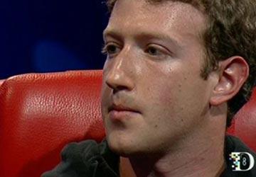 Mark Zuckerberg cũng toát mồ hôi