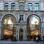 Giá thị thương hiệu Apple lần đầu vượt Google