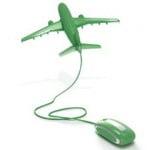 Tiền tỉ từ mô hình đặt vé máy bay qua mạng
