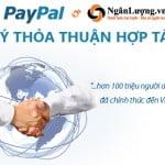 Paypal hợp tác với cổng thanh toán điện tử nganluong.vn
