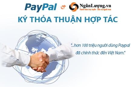Ngân lượng và Paypal
