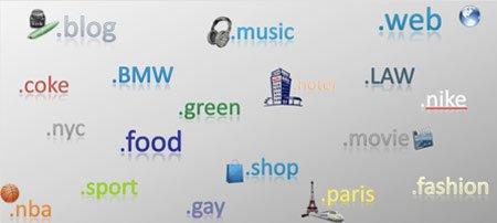 domain Hàng trăm thương hiệu sẽ đăng ký tên miền đại gia