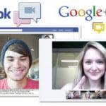 facebook vs google 150x150 Mẹo sử dụng mạng xã hội Google+