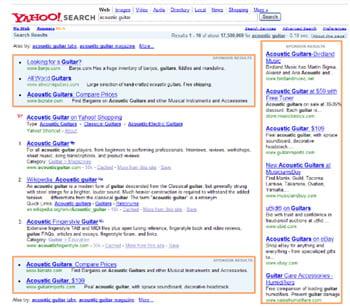 Quảng cáo trên Yahoo