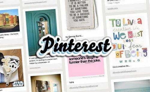 Pinterest mạng xã hội