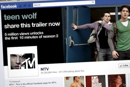 """MTV Những thương hiệu được """"Like"""" nhiều nhất trên Facebook"""