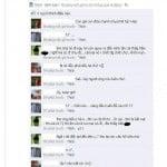 Kinh hoàng những lời vô học trên Facebook