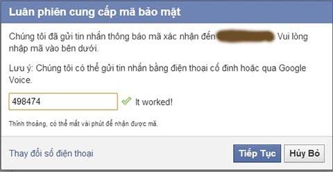 tao facebook moi bang so dien thoai