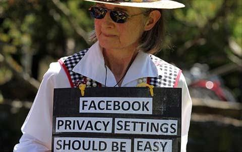 Tính năng bảo mật trên Facebook luôn là vấn đề khiến nhiều người lo lắng.