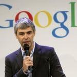 Nhà đồng sáng lập Google Larry Page khi còn trẻ